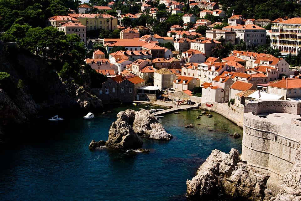 Costa dalmata croazia e i suoi litorali for I suoi e i suoi bagni