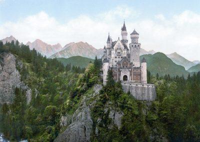 Castelli di Ludwig e Oktoberfest