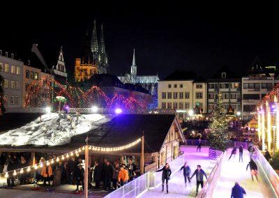 Mercatini di Natale Germania lungo i fiumi
