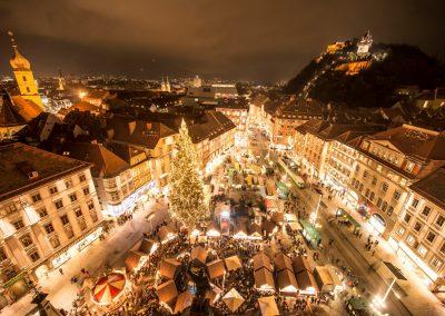 Vienna Mercatini di Natale nelle tre nazioni